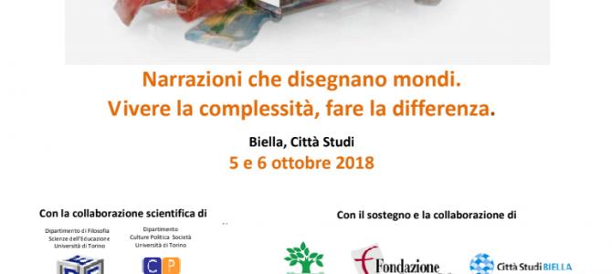 EVENTO ECM – Biella, 5 e 6 ottobre 2018