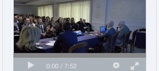I Congresso Regionale AIFeC Abruzzo: video e interviste