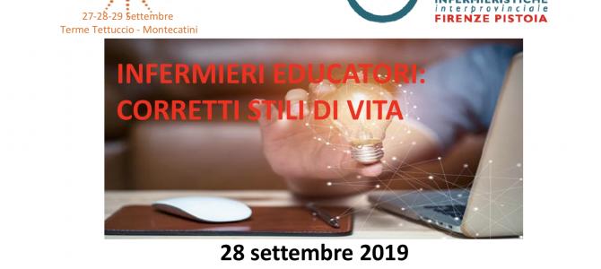 EVENTO ECM – Montecatini Terme, 28 settembre 2019