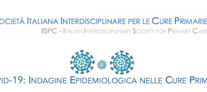 Covid-19: Indagine Epidemiologica nelle Cure Primarie da parte della SIICP