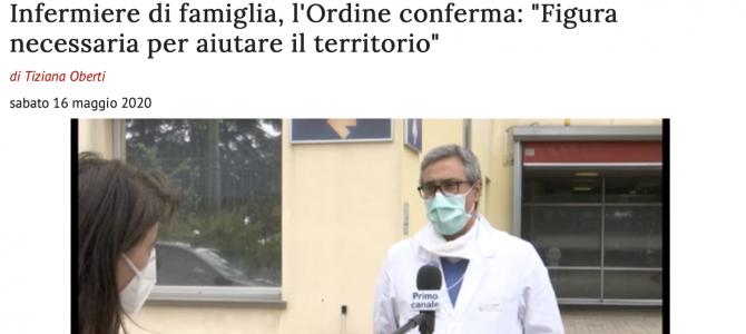 """Liguria – Infermiere di famiglia, l'OPI di Genova conferma: """"Figura necessaria per aiutare il territorio"""""""